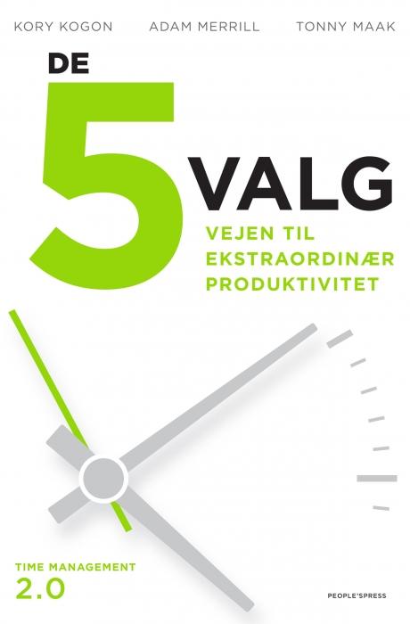 Image of   De 5 valg (E-bog)