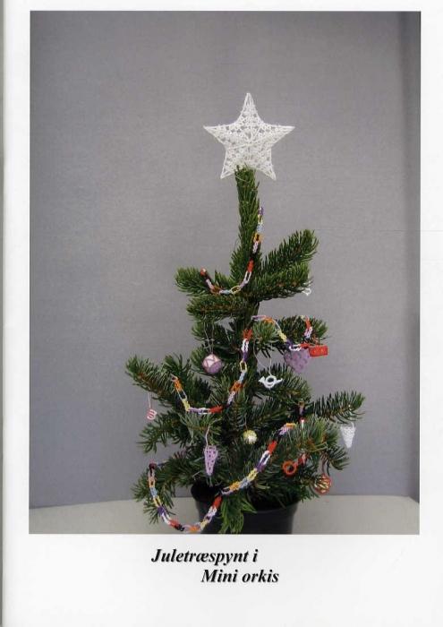 Billede af Juletræspynt i Mini orkis (Bog)