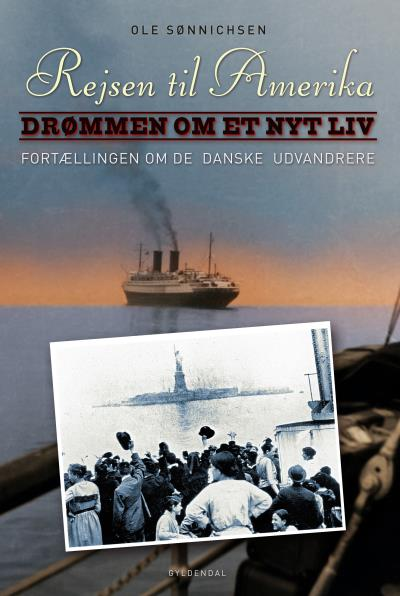 Image of   Rejsen til Amerika 1 Drømmen om et nyt liv (Lydbog)