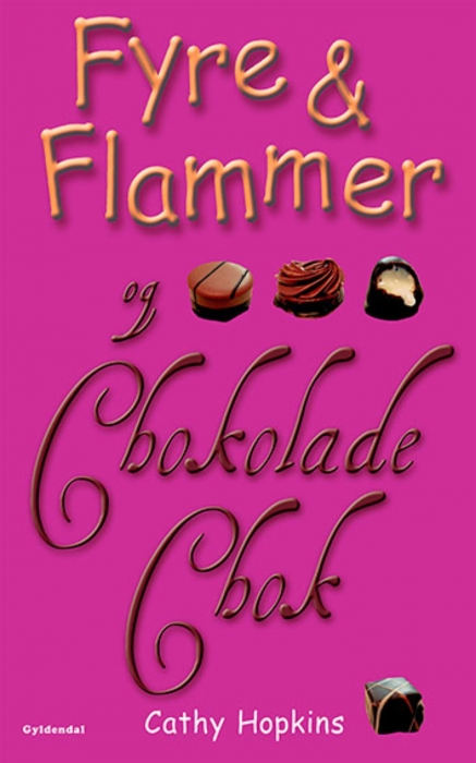 Fyre & Flammer 10 - Fyre & Flammer og chokoladechok (E-bog)