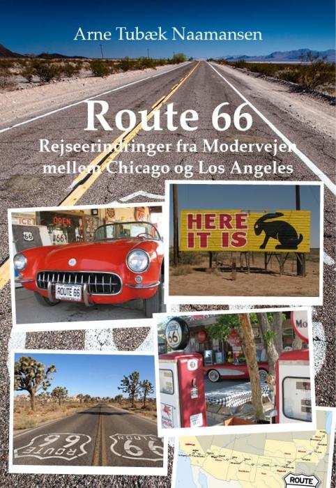 Image of Route 66 - Rejseerindringer fra Modervejen mellem Chicago og Los Angeles (E-bog)