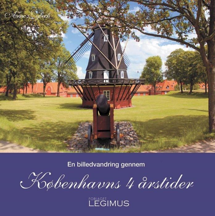 Image of En billedvandring gennem Københavns 4 årstider (Bog)