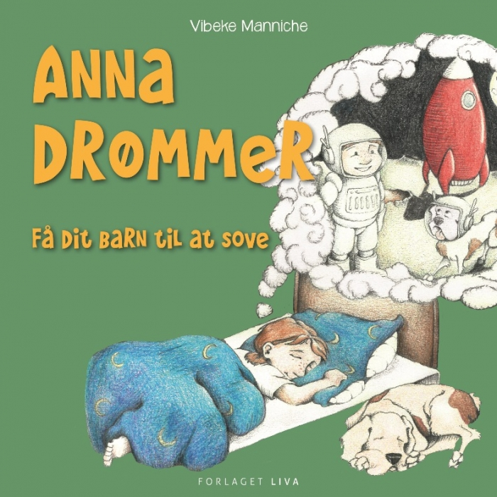 Image of   Anna drømmer (Bog)