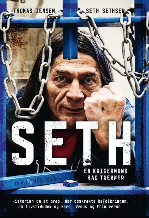 Seth - en krigermunk bag tremmer (Lydbog)