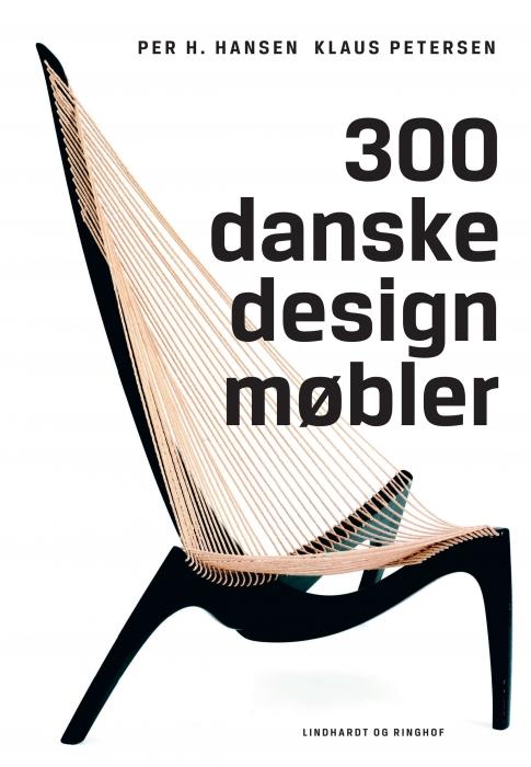 Image of   300 danske designmøbler (E-bog)