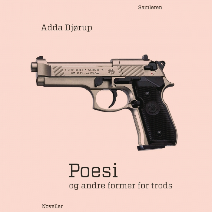 Image of Poesi og andre former for trods (Lydbog)