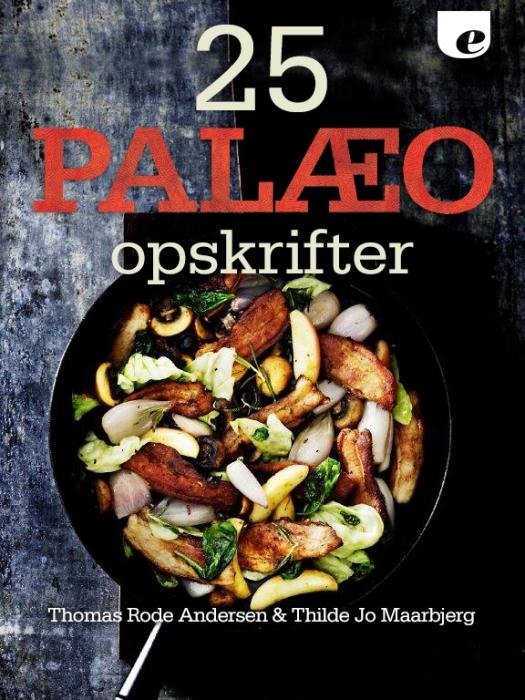 Image of   25 palæoopskrifter (E-bog)