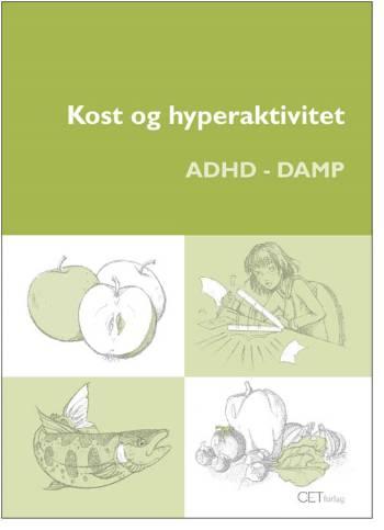 Kost og hyperaktivitet (Bog)