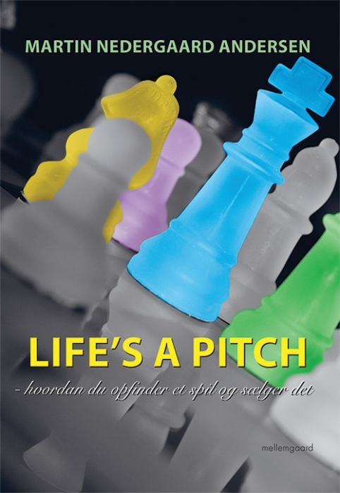Image of   Life's a Pitch (Bog)