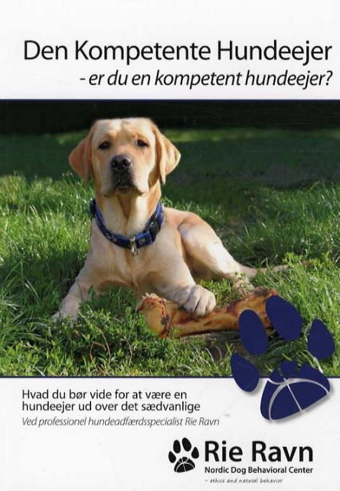 Image of   Den kompetente hundeejer (Bog)