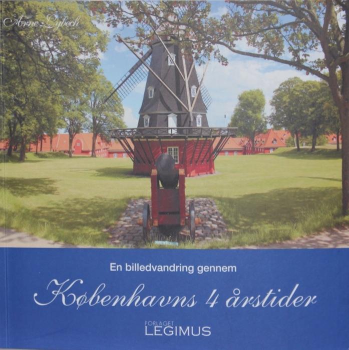 Image of Københavns 4 årstider (Bog)