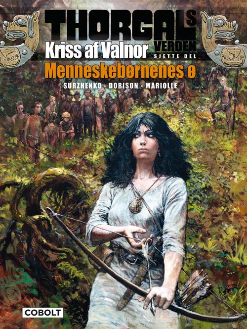 Thorgals verden: Kriss af Valnor 6 (Bog)
