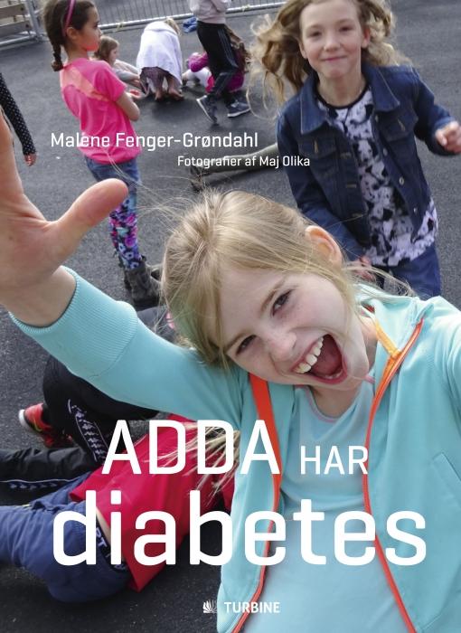 Image of   Adda har diabetes (Bog)