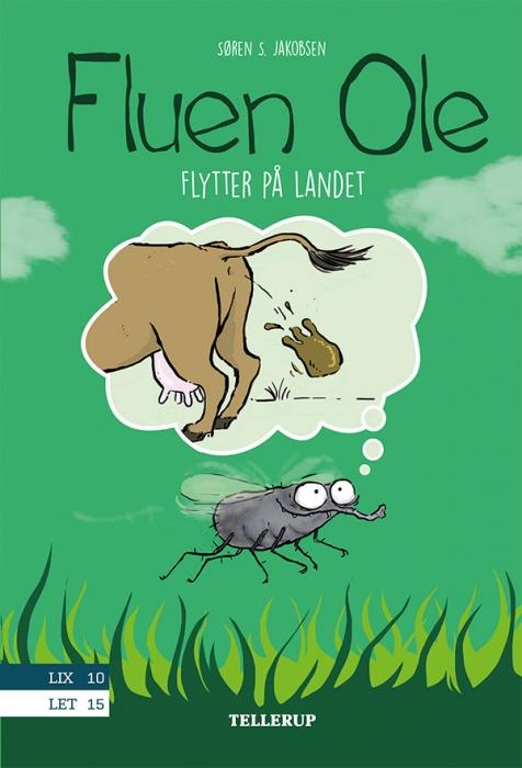Fluen Ole #5: Fluen Ole flytter på landet (Bog)