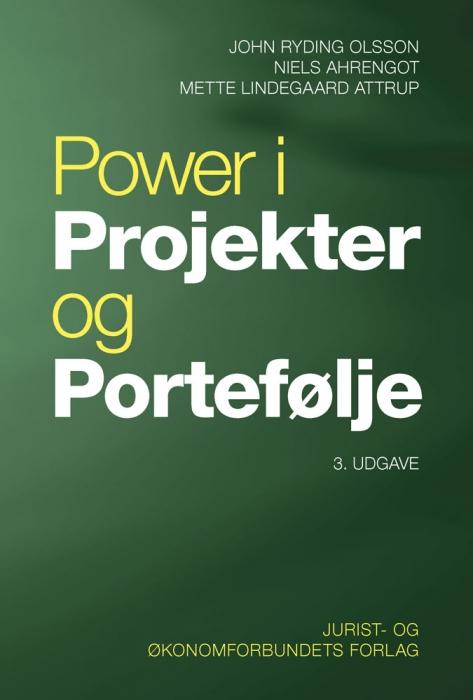 Power i projekter og portefølje - 3. udg. (Bog)