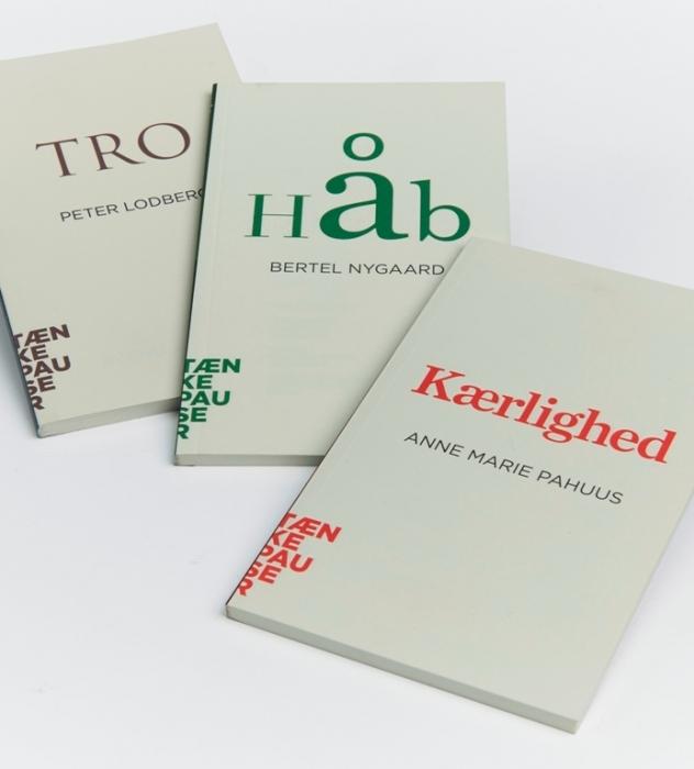 Image of Tro, Håb og Kærlighed (Bog)
