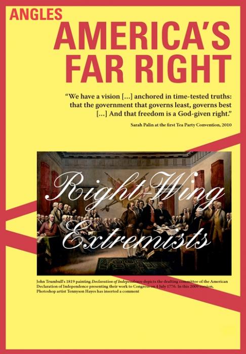 Image of Americas Far Right / i-bog (Bog)