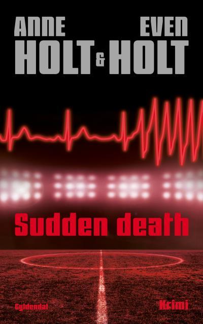 Image of Sudden death (Lydbog)
