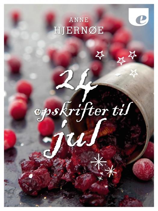 Image of 24 opskrifter til jul (E-bog)
