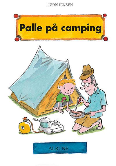Palle på camping (E-bog)