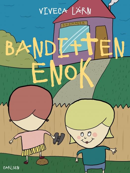 Image of   Banditten Enok (E-bog)