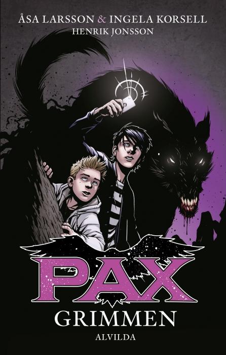 Image of PAX 2: Grimmen (E-bog)