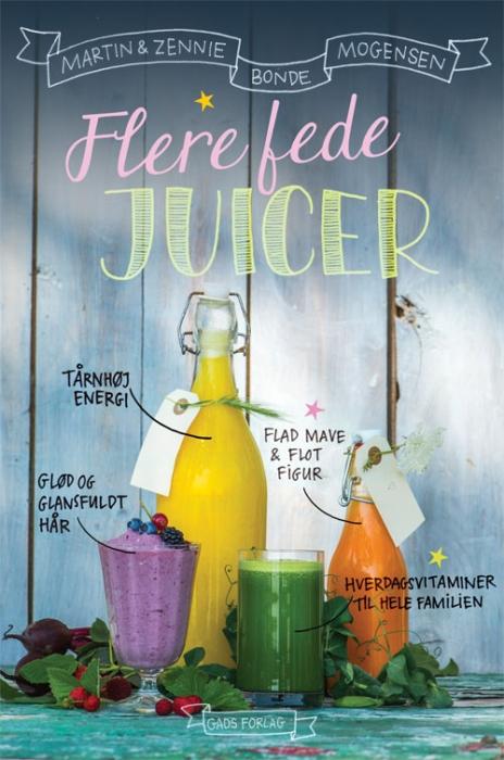 Flere fede juicer (Bog)