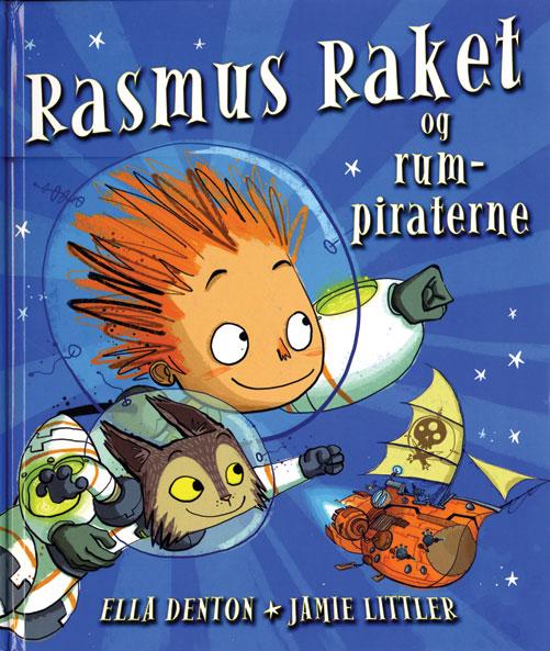 Rasmus Raket og rumpiraterne (Bog)