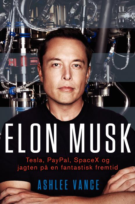 Elon Musk (E-bog)