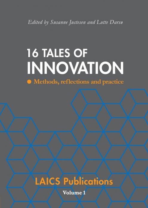 Image of   16 Tales of Innovation (Bog)