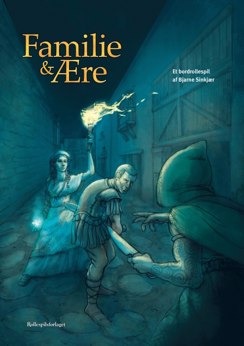 Image of   Familie og ære (E-bog)