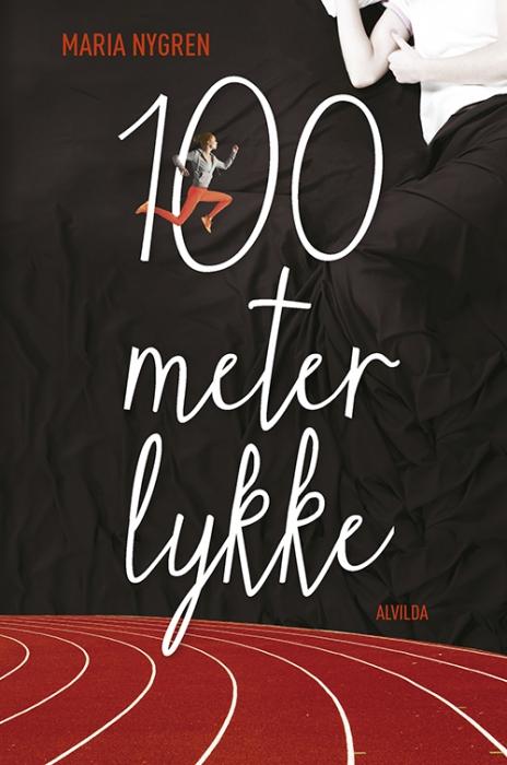 Image of   100 meter lykke (Bog)