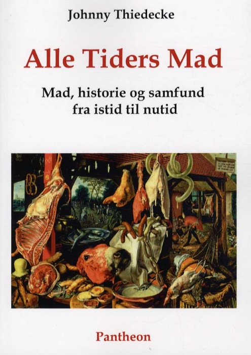 Image of   Alle Tiders Mad (Bog)
