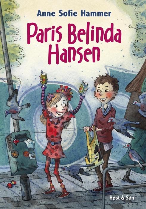 Image of Paris Belinda Hansen (E-bog)