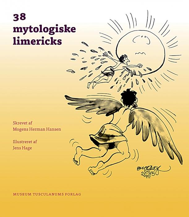 Image of   38 mytologiske limericks (Bog)