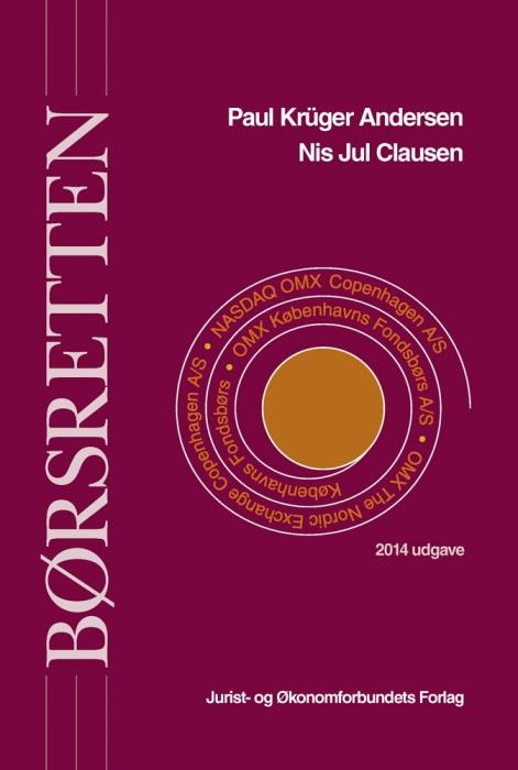 Image of   Børsretten (E-bog)
