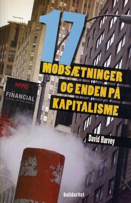Image of   17 Modsætninger og enden på kapitalisme (Bog)