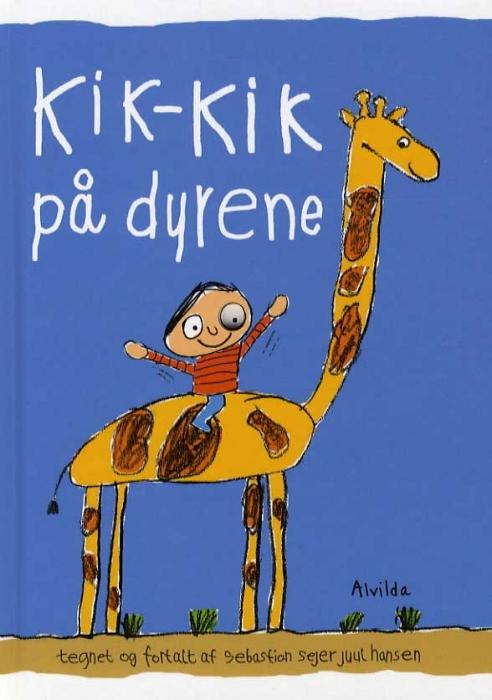 Image of   Kik-kik på dyrene (Bog)