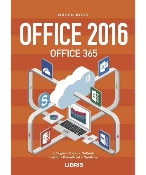 Office 2016 og Office 365 (Bog)