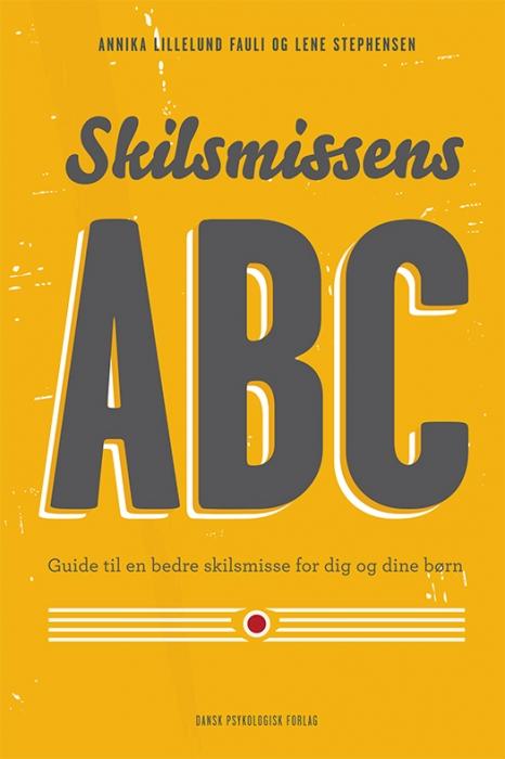 Image of Skilsmissens ABC (Bog)