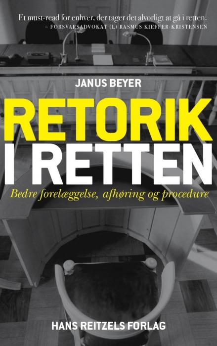 Image of   Retorik i retten (E-bog)