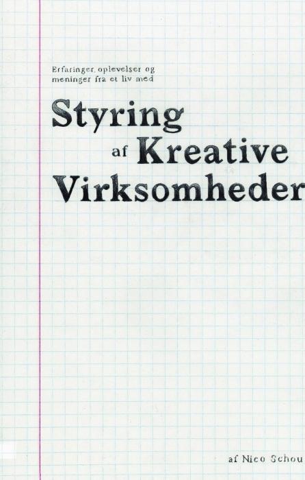 Styring af kreative virksomheder (Bog)