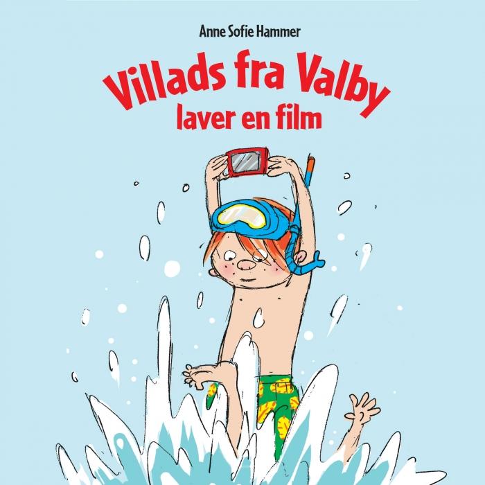 Image of Villads fra Valby laver en film (Lydbog)