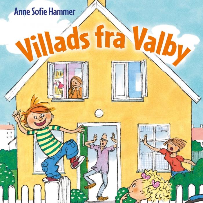 Image of Villads fra Valby (Lydbog)