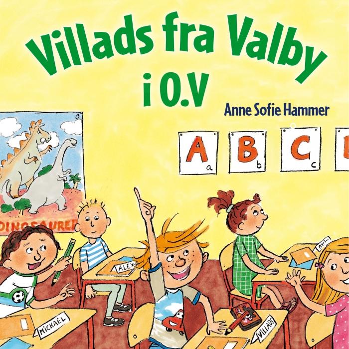 Image of Villads fra Valby i 0.V (Lydbog)