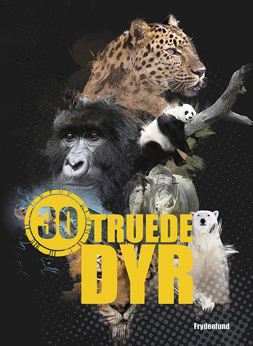 Image of   30 truede dyr (Bog)
