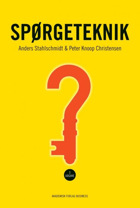 Image of Spørgeteknik (E-bog)