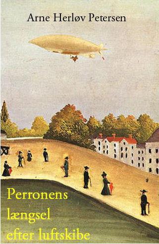 Image of Perronens længsel efter luftskibe (E-bog)