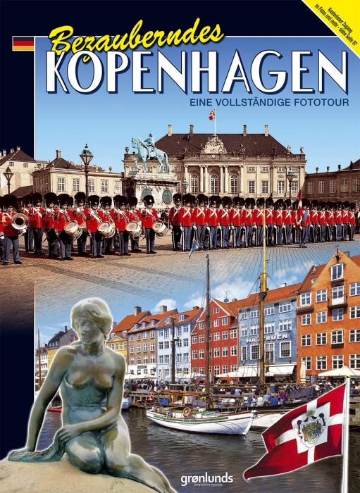 Image of   Bezauberndes Kopenhagen, Tysk (2014) (Bog)
