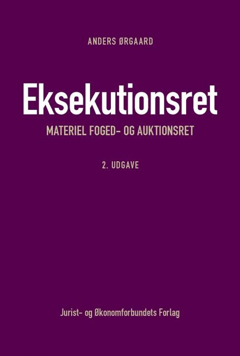 Image of Eksekutionsret (E-bog)